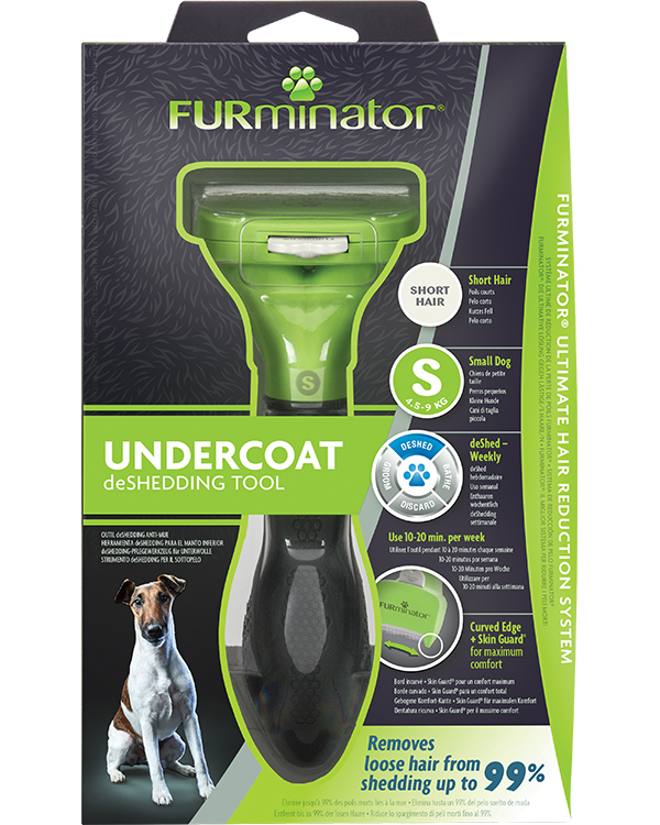 Deshedding Tool For Short Haired Small Dogs Furminator