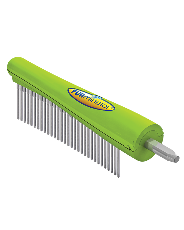 FURflex™ Finishing Comb Head for Dog