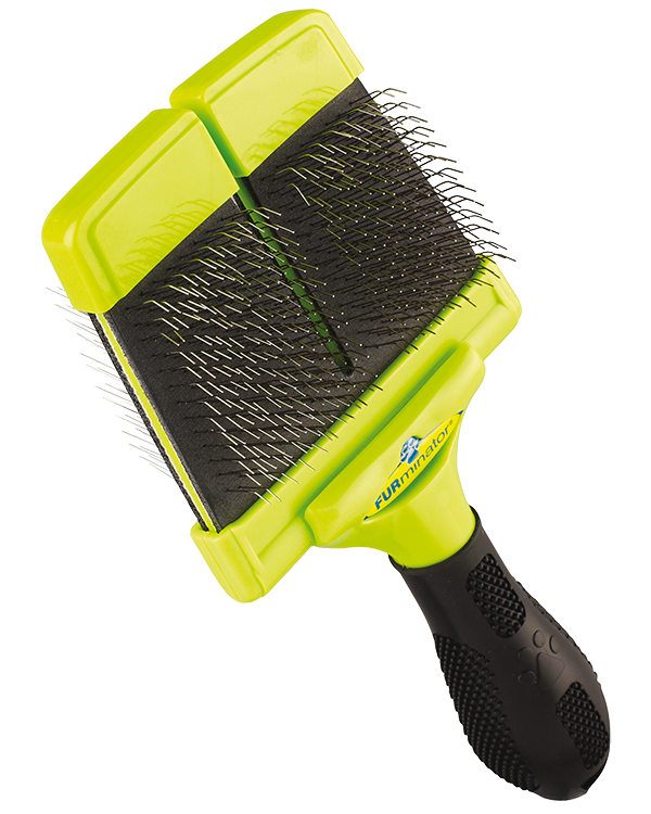 Firm Slicker Brush grande