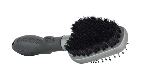 Dual Grooming Brush