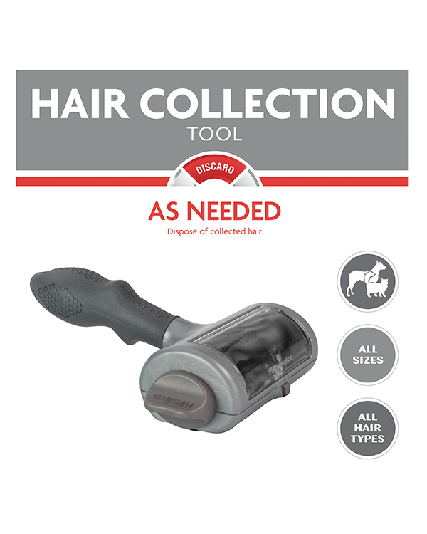 Cat Hair Collection Tool