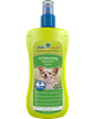 deodorizing waterless dog spray